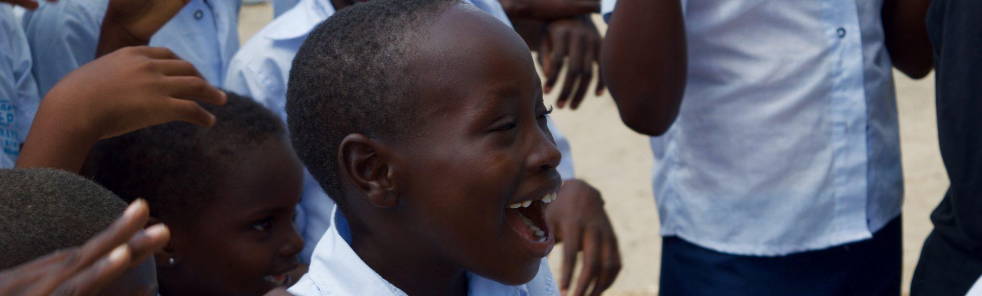Bouwen aan weeshuizen in Muanda, DR Congo