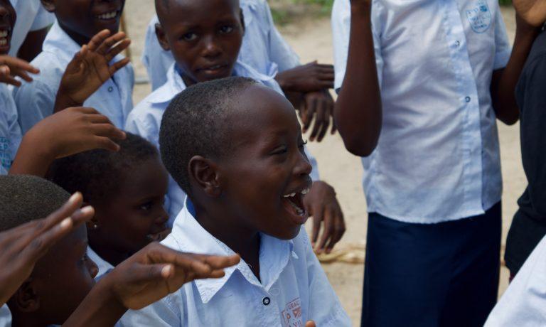 Even voorstellen: De kinderen uit Muanda