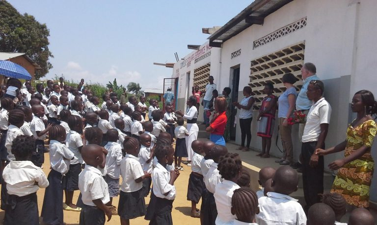 Terugblik: Groeten uit Muanda!