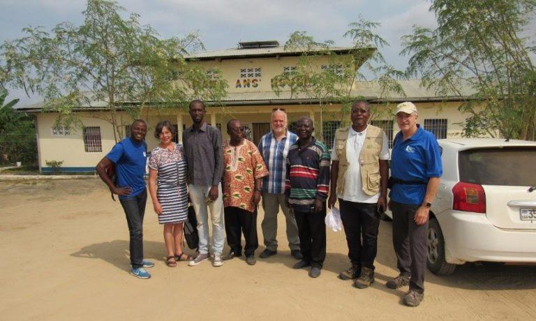 Reisverslag: Wederom een warm welkom in Muanda